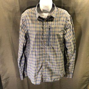Fjallraven Abisko Long Sleeve Hike Shirt, Small